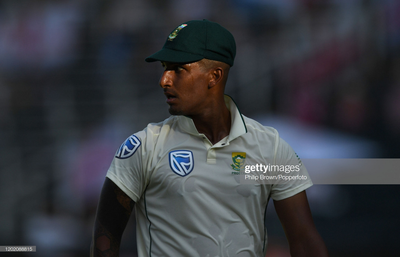 South Africa vs England fourth test day 3- England push on as Hendricks claims five