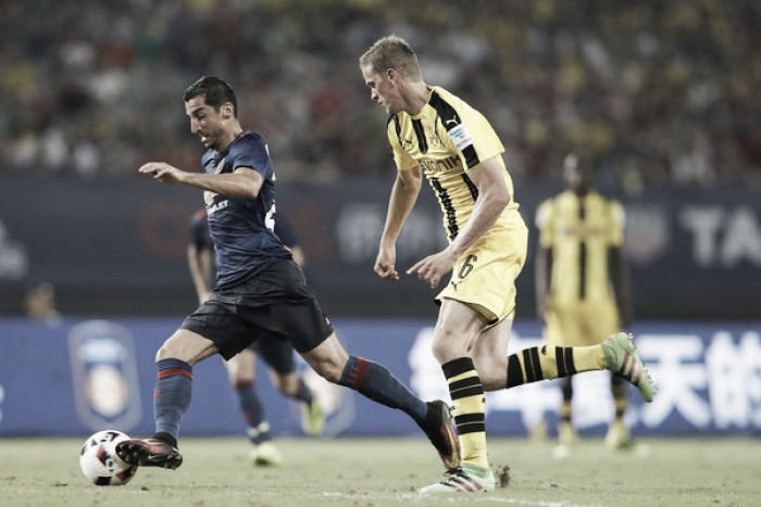 Mkhitaryan hopes that his father is proud looking down on him
