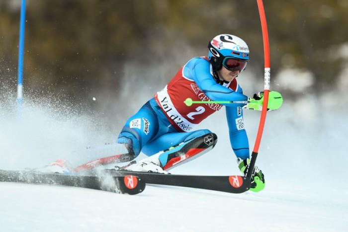 Sci Alpino - Madonna di Campiglio, Slalom Speciale: i pettorali di partenza