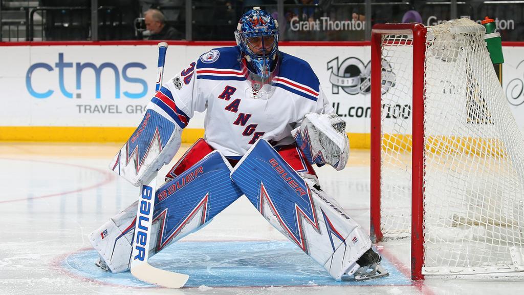 Toca a su fin el reinado de Henrik Lundqvist en los New York Rangers