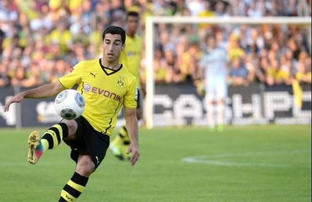 Le Borussia veut continuer sur sa lancée