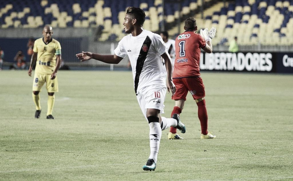 Vasco anuncia venda de Evander ao futebol dinamarquês