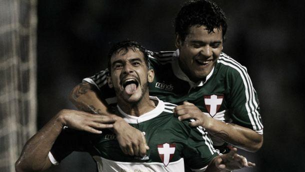 Artilheiro do Palmeiras no Campeonato Brasileiro, Henrique destaca apoio da torcida