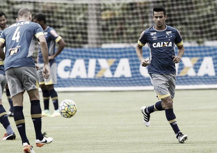 """Jogadores do Cruzeiro valorizam """"descanso"""" e almejam terminar 2016 com série de vitórias"""