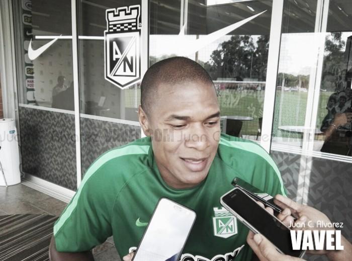 """Alexis Henríquez: """"Es un partido importante para nosotros y nuestra hinchada"""""""