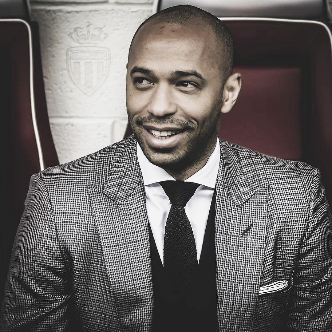 Monaco anuncia Thierry Henry como novo treinador