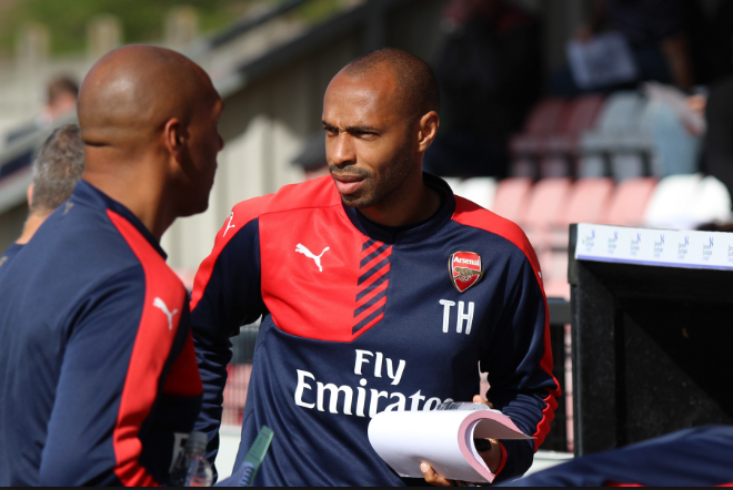 Thierry Henry and Rui Faria among those considered for Villa top job