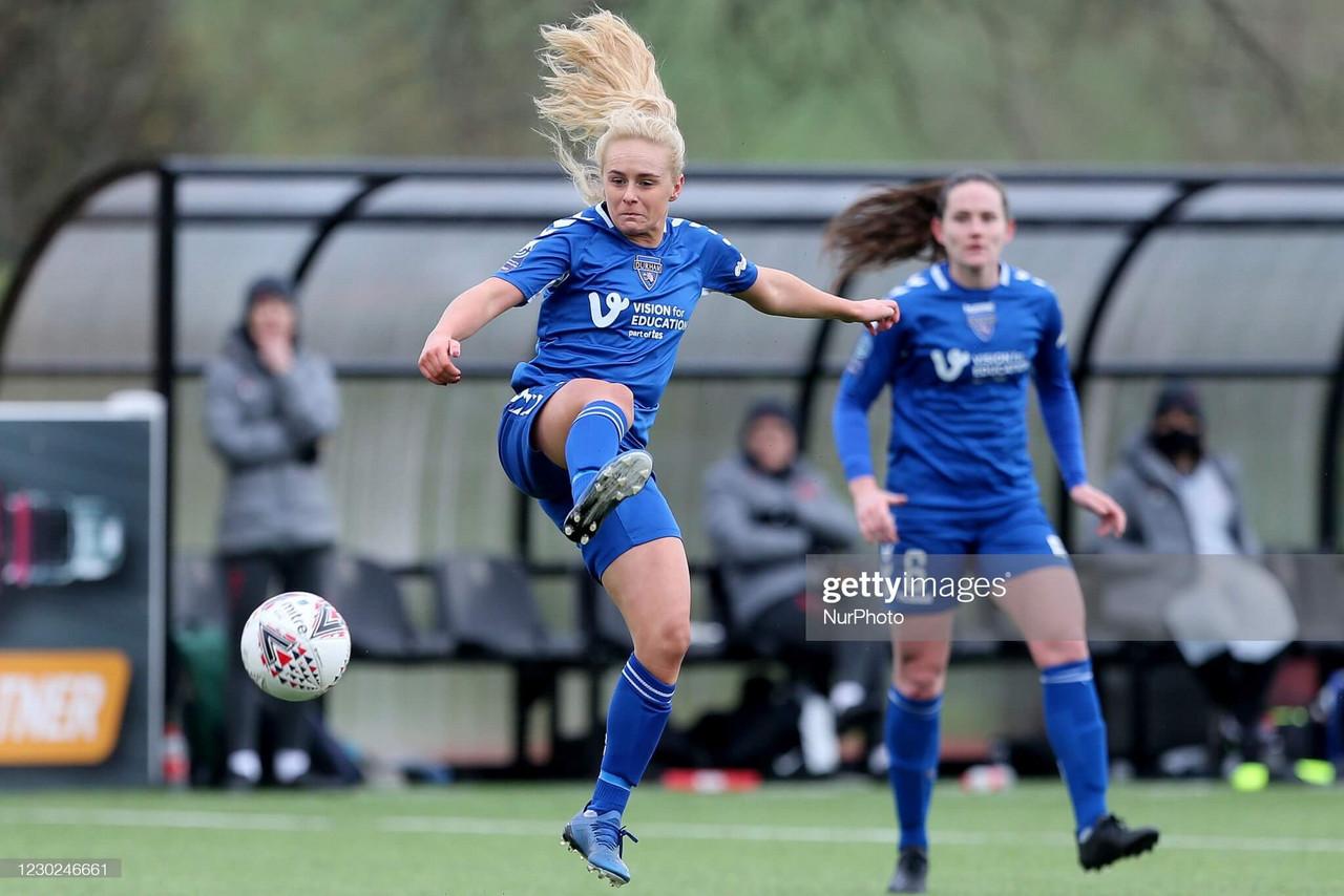 Beth Hepple the shining light in a miserable North-East football scene