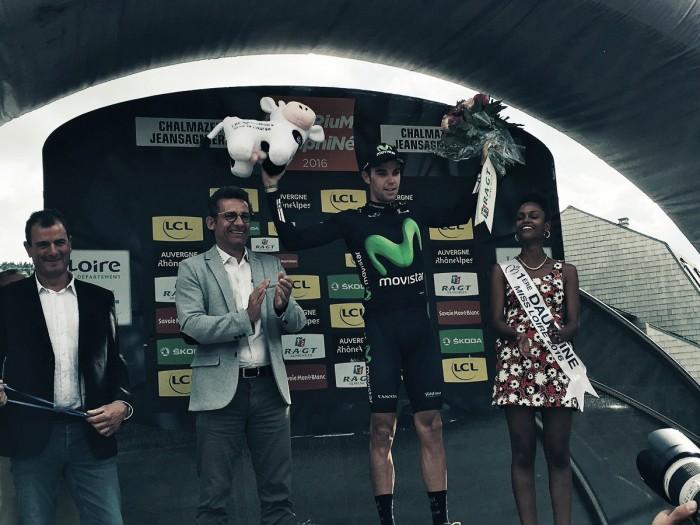 Giro del Delfinato, Herrada si prende la seconda tappa. Contador controlla in giallo