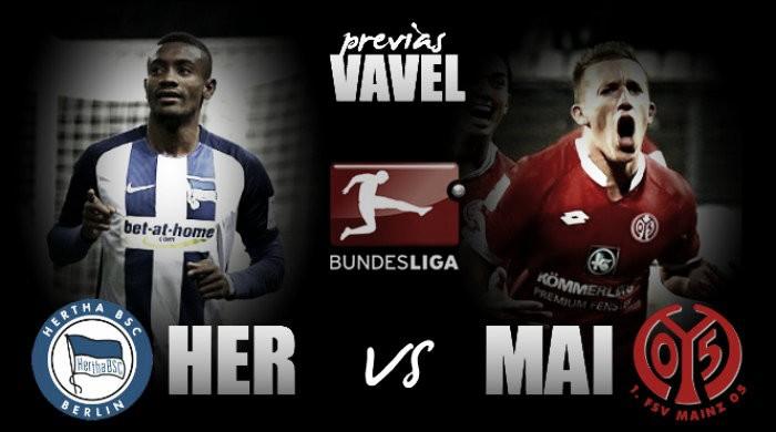 Previa Hertha de Berlín – Mainz 05: que siga la racha