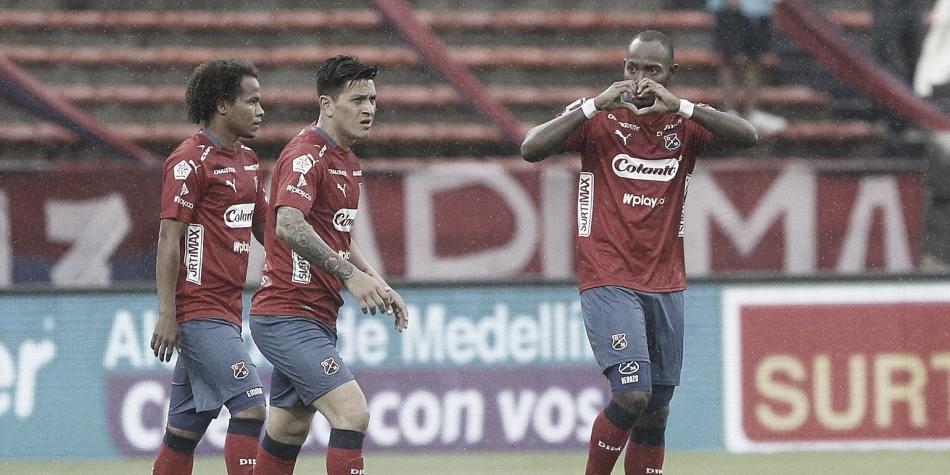 Independiente Medellín fue eficaz y goleó a Envigado