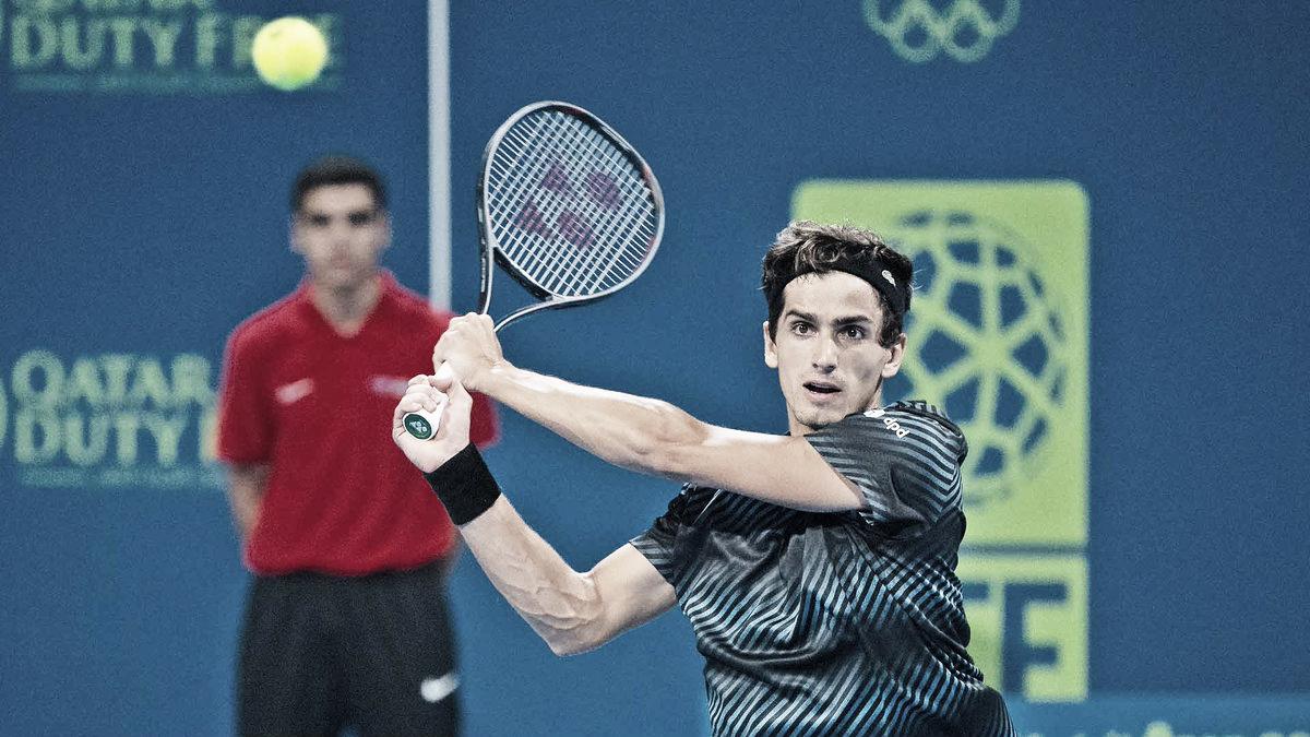 Herbert mantém invencibilidade contra Thiem e supera primeira rodada em Doha