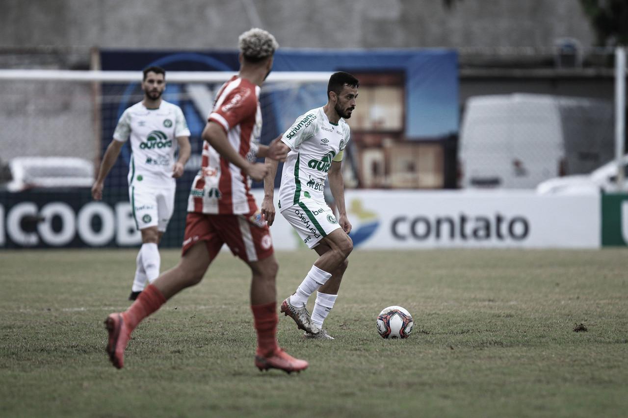 Chapecoense recebe Hercílio Luz para seguir na luta pelo bicampeonato catarinense