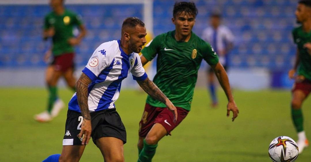El Recreativo Granada comienza con un empate contra el Hércules