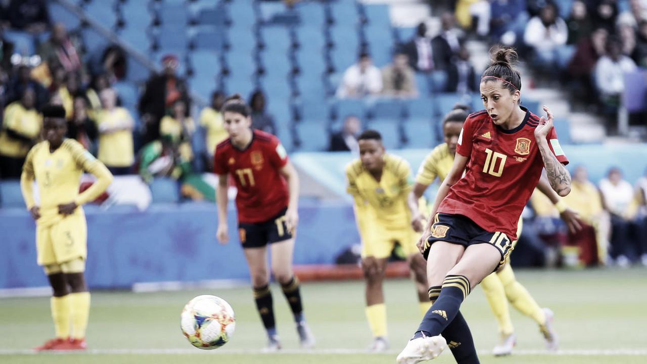 La velocidad sudafricana hace sudar a España en su primera victoria