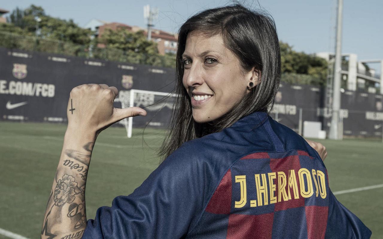 Jenni Hermoso regresa al FC Barcelona