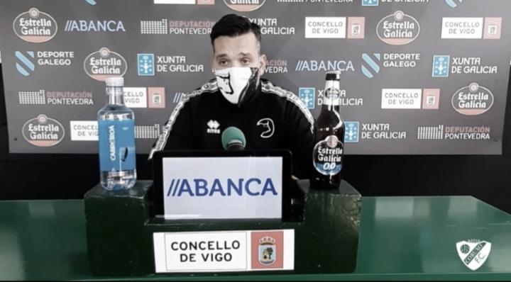 """Hernán Pérez: """"Después de una derrota es muy importante no volver a perder y encima hacerlo con la portería a cero"""""""
