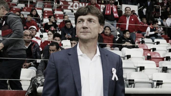 """Hernán Cristante: """"Me gustó el equipo por momentos"""""""