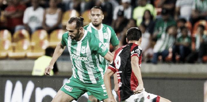 """Hernán Barcos: """"Estoy muy contento por el trabajo del equipo"""""""