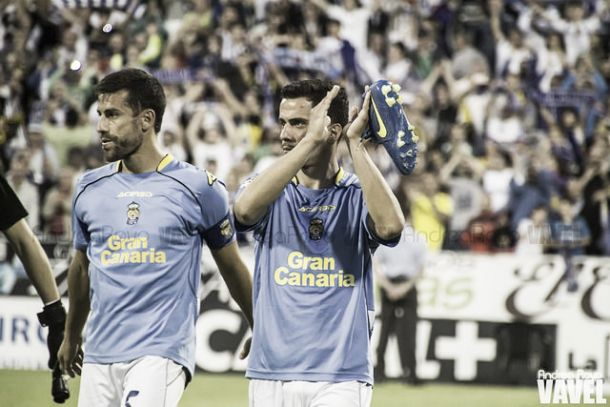 Zaragoza - Las Palmas: puntuaciones de Las Palmas, ida del playoff de ascenso