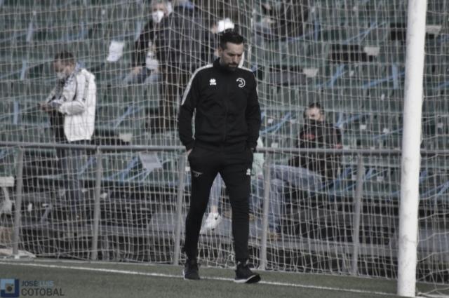 """Hernán Pérez: """"Prefiero tener 35 puntos cuando esto acabe, que 32 y ser primeros"""""""