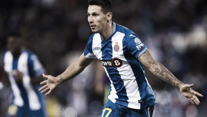 Hernán Pérez, cedido al Deportivo Alavés