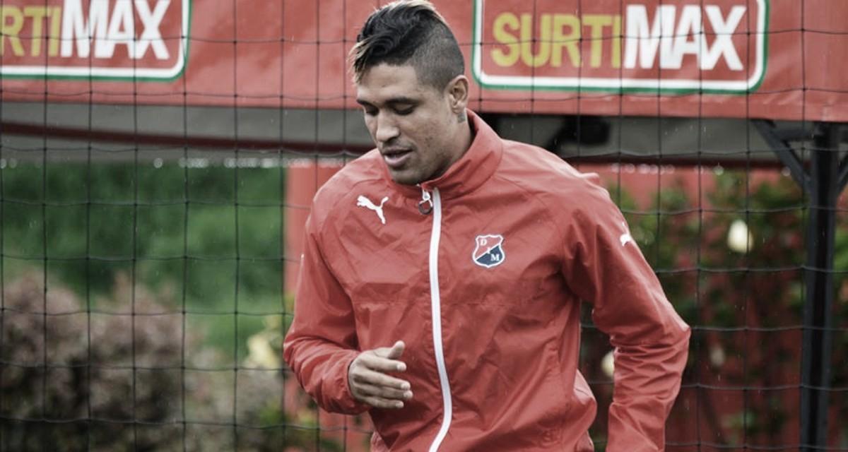 Hernán Pertúz será baja en el Independiente Medellín hasta el 2020
