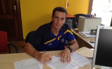 Hernán amplía su contrato con la UD hasta 2015