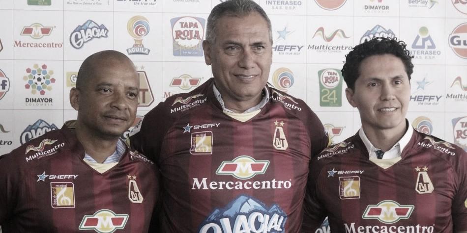 Movimientos en el plantel de Deportes Tolima