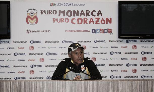 """Roberto Hernández: """"Debemos tener paciencia y estar concentrados"""""""