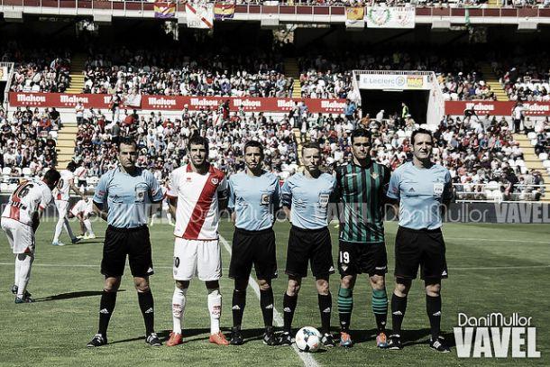 Hernández Hernández arbitrará al Athletic en el Bernabéu