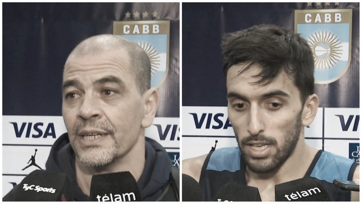 Declaraciones postpartido de Argentina vs Uruguay