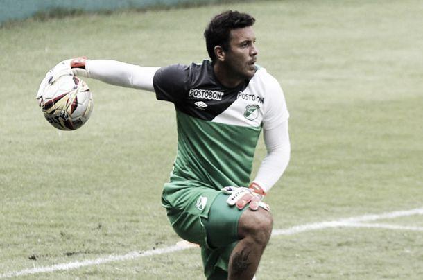 """Ernesto Hernández: """"El primer responsable cuando nos convierten un gol soy yo"""""""