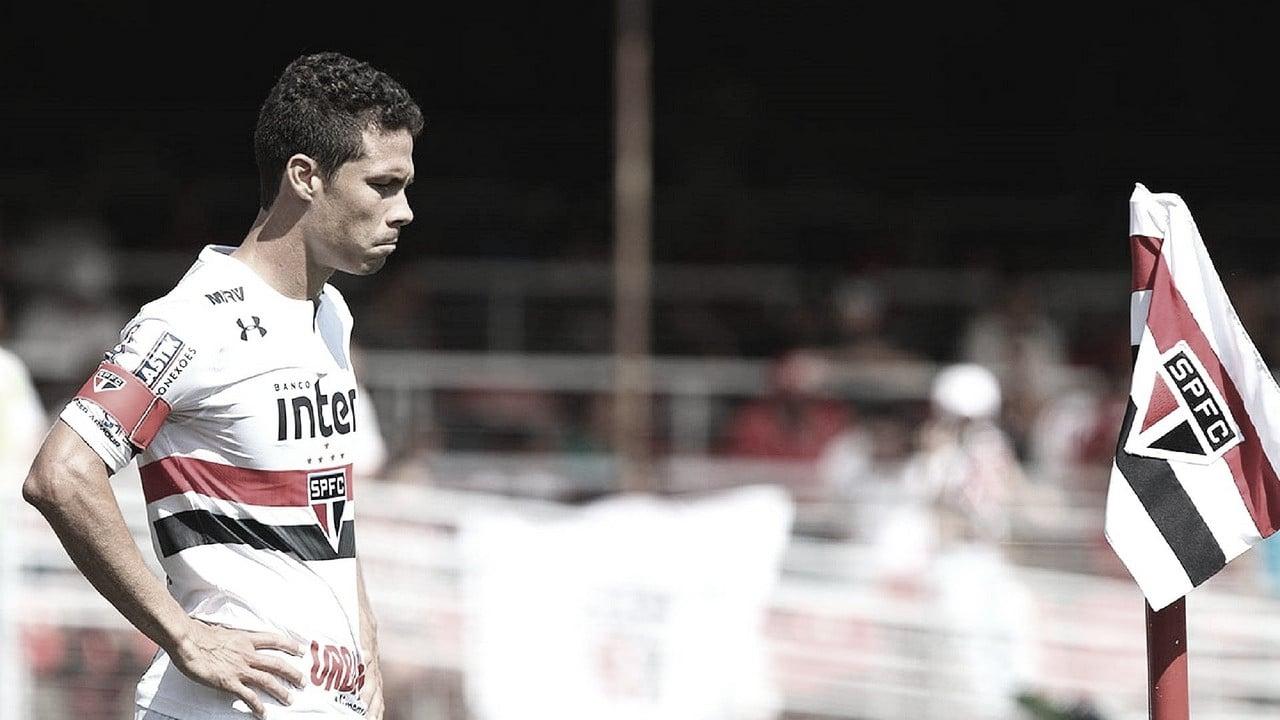 """Hernanes completa 35 anos; relembre títulos e números do """"Profeta"""""""
