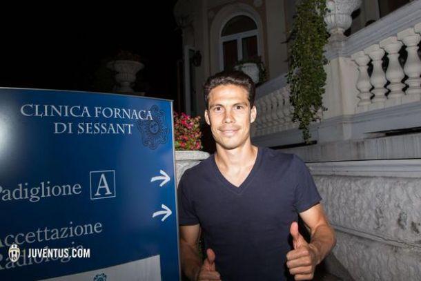 Hernanes, fichaje de última hora para la Juventus