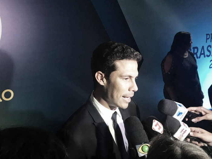 Fundamental ao São Paulo no Brasileirão, Hernanes mantém sonho de ir à Rússia em 2018