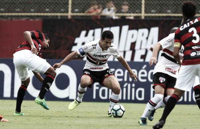"""Hernanes comemora resultado positivo em Salvador: """"Vem coroar um trabalho"""""""