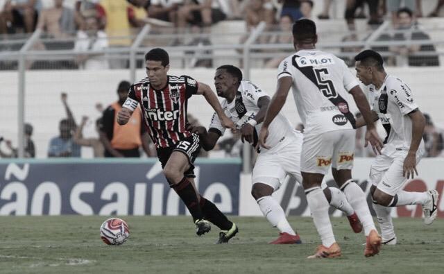 """Hernanes demonstra confiança para jogo contra o Talleres: """"Vamos chegar melhor e com tudo """""""