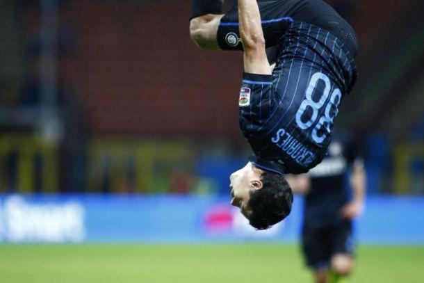 """Jovetic e Perisic vedono l'Inter. Hernanes intanto assicura: """"Mai stato meglio di così"""""""