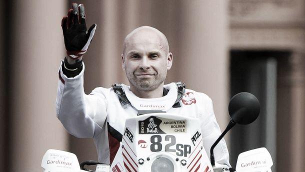 Dakar 2015, trovato morto il motociclista polacco Hernik