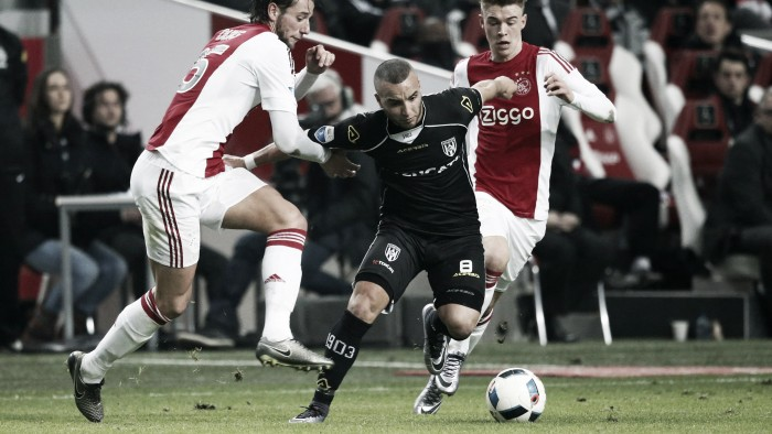 Heracles - Ajax: contra las adversidades