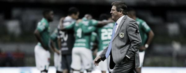 """Miguel Herrera: """"A darle vuelta a la página, no fue un buen partido"""""""