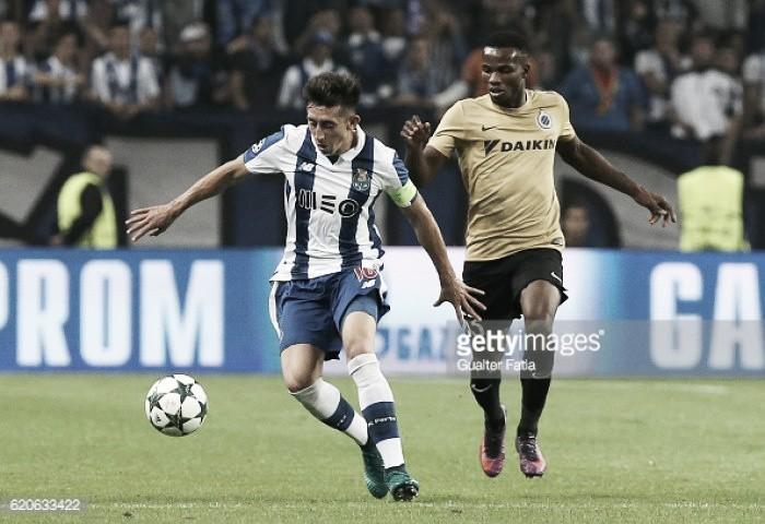 FC Porto: Quem quer Herrera?