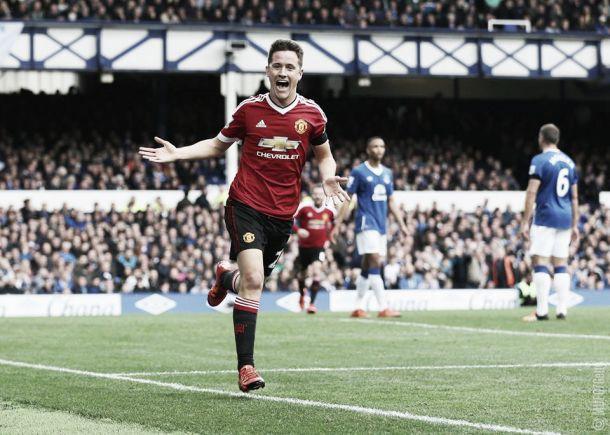 Premier League, riscatto United. Tris all'Everton a Goodison Park