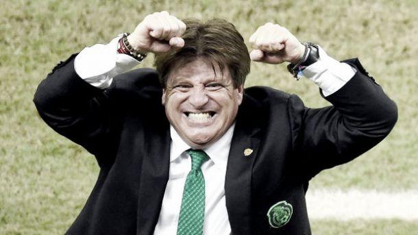 Miguel Herrera, en la élite de entrenadores
