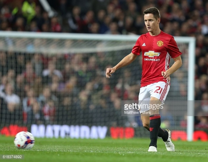 """I really love this club,"" admits Manchester United fan favourite Herrera"