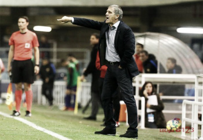 "Paco Herrera: ""Nos falta fútbol"""
