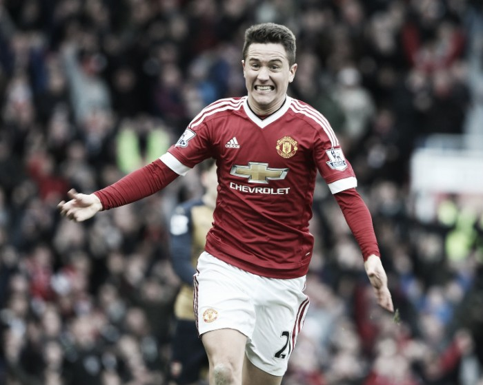 Reports: Real Madrid eyeing move for Manchester United's Ander Herrera