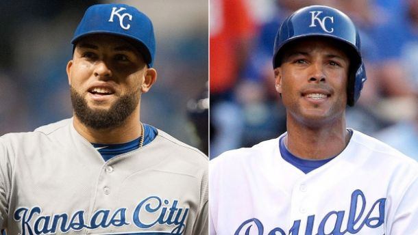Kelvin Herrera e Alex Rios dos Royals são diagnosticados com catapora