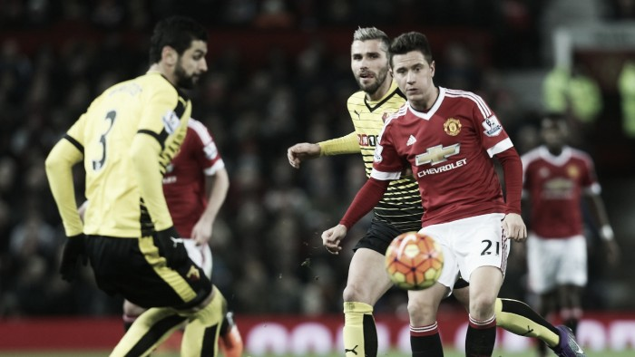 Manchester United back in the hunt for 'everything' says Herrera